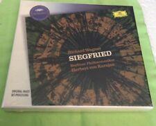 Wagner Brand New Sealed Mint ++ Siegfried 4 CD's Karajan / Thomas 1969  Issue
