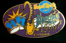 HRC Hard Rock Cafe Ottawa Blues Fest 1999 LE500
