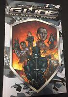 GI JOE Rise of Cobra (Movie adaptation) - IDW comics NEW - Trade Paperback TPB