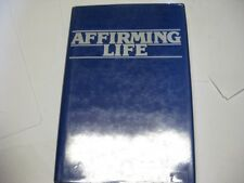Affirming Life by Seymour J. Cohen Jewish Book
