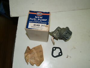 NOS Ampco Fuel Pump 4149 Chevrolet (6) 1955-1957