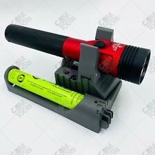 Streamlight 75484 Stinger LED HL® Rechargeable Flashlight Kit RED