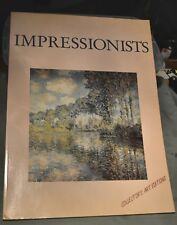 RARE PORTFOLIO FRENCH IMPRESSIONISTS ART COLOR PLATES RENOIR GAUGUIN DEGAS