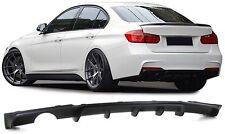BMW F30 F31 F35 316 318 320 328 D Alerón Trasero SPORT PARACHOQUES DIFUSOR de rendimiento