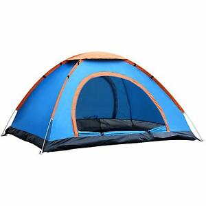 4 Person Tent for Camping Waterproof Outdoor Tent/Tent House 220cmx250cmx150cm