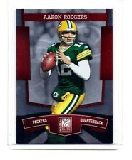 AARON RODGERS * GREEN BAY PACKERS *  2010 DONRUSS ELITE - CARD #35
