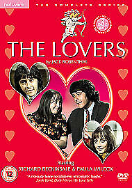 The Lovers - The Complete Series BRAND NEW DVD