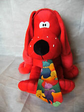 """Dog lovely cuddly adorable soft toy by Commonwealth...13"""""""