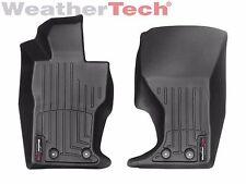 WeatherTech Floor Mats FloorLiner for Mazda MX-5 Miata - 2016 - Black