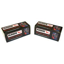 Hawk HP+ Brake Pads Fr/Rr FOR 04-13 Subaru Impreza STI HB453N.585/HB180N.560