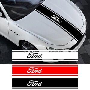 Decal Stickers For Ford Fiesta Focus 2 3 4 5 MK1 Mk2 Mk3 Mk4 Mk5 Mk7 Ranger