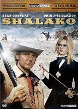 * SHALAKO - WESTERN avec Brigitte Bardot & Sean Connery - DVD