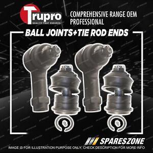 Trupro Ball Joint Tie Rod End Kit for Hyundai Excel X3 Sedan Hatch 6/1997-6/2003
