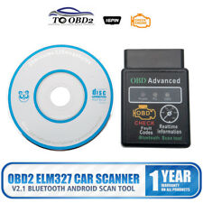 Torque Android Bluetooth OBD2 Check Engine Auto Code Reader Adapter OBDII