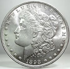 United States-USA (Morgan $ Dollar) 1898 Philadelphia