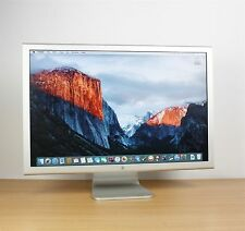 "Apple Cinema Display Monitor HD A1083 M9179B/A 30"" 150GHZ 2560X1600 widescreen"