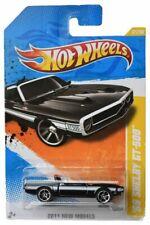 Hot Wheels 2011 New Models 21/50 '69 Shelby Gt 500 21/244, black