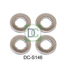 Volvo V50 2.0 D Bosch Diesel Injector Washers / Seals Pack of 4
