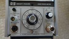 Hewlett Packard 435 B Power Meter