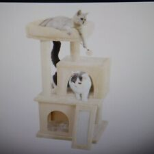 Pet Cat Tree Tower Condo Furniture with Scratching Post *EX DISPLAY*