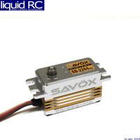 Savox SB2264MG Low Profile High Voltage brushless Servo .085/208.3 @ 7.4v