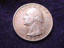 1932 WASHINGTON QUARTER SUPERIOR COIN!!    #168