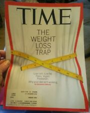 TIME MAGAZINE - June 5, 2017 - THE WEIGHT LOSS TRAP