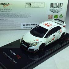 1/43 Truescale TSM Honda Civic Type R FK2 2016 TSM430243