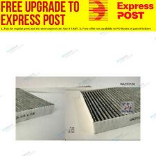 Wesfil Cabin Air Pollen Filter WACF0126 fits Dodge Caliber 1.8,2.0 CRD,2.0,2.4