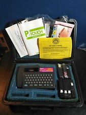 Brother P Touch Model Pt 15 Label Maker With Case