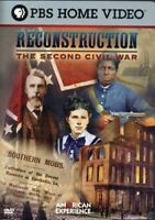 Reconstruction: Second Civil War [New DVD] Widescreen