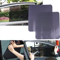 Ventana lateral coche película de malla parabrisas neta de protección solar*ws