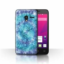 Cover e custodie Blu Per Alcatel One Touch per cellulari e palmari