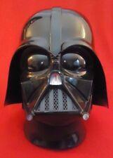 Don Post Star Wars Darth Vader Mask 2 Piece Plastic Helmet Twentieth Century FOX