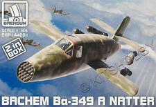 Brengun Models 1/144 Bachem Ba349A Natter Model Kit (2 kits in box)