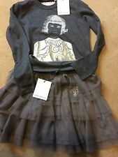 i pinco pallino Girls Outfit Age 8 Brand New