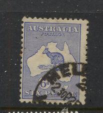Australia 8 used Kangeroo catalog $30.00 Ms0216