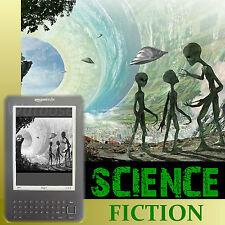 Science Fiction Sci-Fi eBooks epub mobi pdf +Audio Books Mp3 Kindle PC sony kobo
