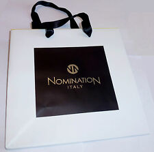 GENUINE NOMINATION GIFT BAG - Perfect for Classic Size Italian Charm Bracelets