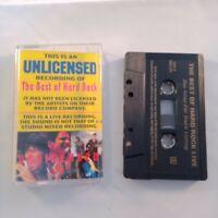 Cassette Tape Unlicensed Recording The Best of Hard Rock Live Super Rare
