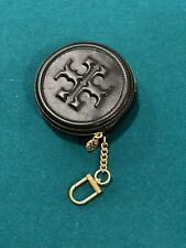 ON HAND Authentic Tory Burch Fleming Card Wallet/Coin Purse - Black