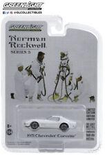 Greenlight 1:64 Norman Rockwell Series 3 1971 Chevrolet Corvette