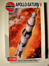 Airfix Apollo Saturn V, 1/144 Scale, Kit 09170, Vintage 1994, Open Box, Complete
