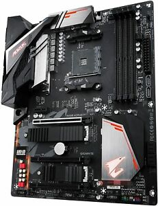 NEW GIGABYTE B450 AORUS Pro WiFi AM4 Intel Motherboard