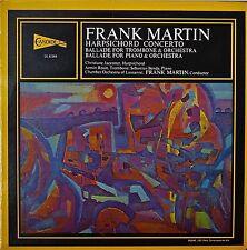 FRANK MARTIN (& Cond.): Harpsichord Concerto/Ballade for Trombone+SEALED1972LP