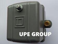 New Square D Pressure switch 9013Ghg2J62X 140-175 1 port W/ Unloader