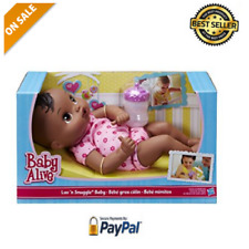 Pacifier Baby Alive Interactive Dolls For Sale Ebay