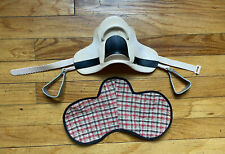 Our Generation Battat toy doll horse saddle & blanket tan plaid pre~owned