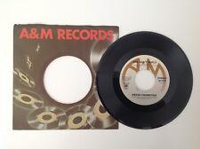 PETER FRAMPTON: She Don't Reply / St. Thomas - 1977 - Vinyl 45 Single - NM
