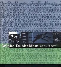 Winka Dubbeldam Architect (Con-Tex-Ture) by Dubbledam, Winka